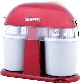Geepas Dual Ice Cream Maker GIM7605