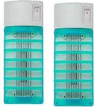 Makkah Maal Pack of 2 Mosquito Insect Killer Lamps