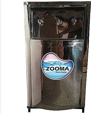 Zooma Electric Water Cooler 90 LiterChrome