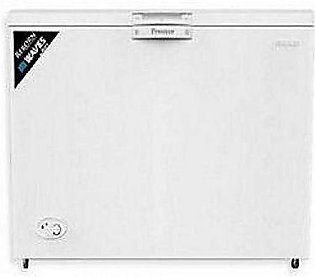 Waves Single Door Deep Freezer WDF-2090 Advance 9 Cubic feet Ash White 30% Ex...