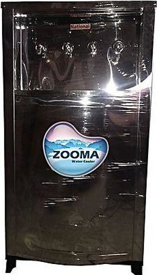 Zooma Electric Water Cooler 120 LiterChrome
