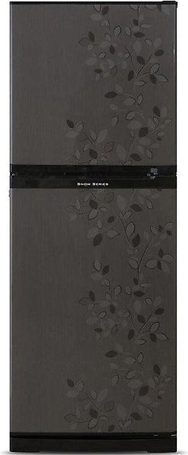 Orient OR-6057MP Snow Series 14 Cu Ft 380 Liters Refrigerator Vine Black