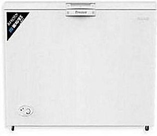 Waves Waves Single Door Deep Freezer WDF-309 9 Cubic feet Ash White 30% Extra...
