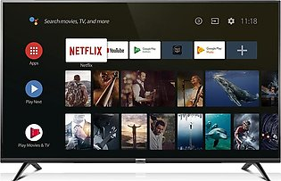 TCL 43″ S6500 Smart Android TV