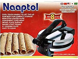 Naaptol Roti Maker Machine Black & Silver