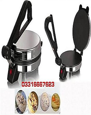 Afroozia Electric Roti Maker Easy & Fast