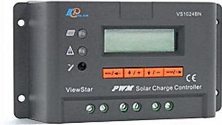 EP Solar PWM Charge Controller 45Amp Black