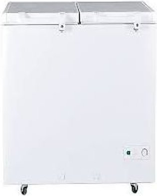 Haier HDF-385I (Inverter) Double Door Deep Freezer