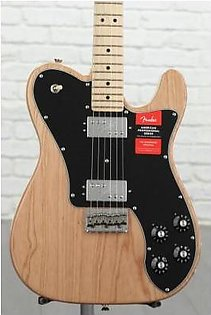 Fender American Professional Deluxe ShawBucker Telecaster - Natural w/ Maple Fingerboard