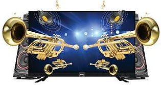 "Orient 40"" Trumpet 40S SMART FULL HD LED TV (1 Year Official Warranty)"