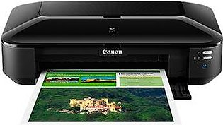 Canon Inkjet Printer iX6870 Color (Print Only) - 1 Year Warranty