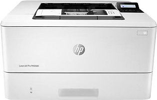 HP M404dn LaserJet Pro Laser Printer With Built-In Ethernet & Double-Sided Prin…