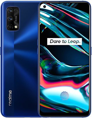Realme 7 pro (4G 8GB 128GB Mirror Blue) With Official Warranty