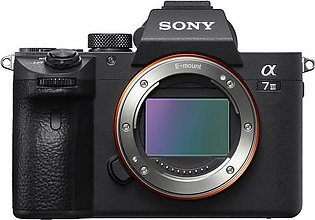 Sony ILCE-A7M3 Alpha Mirrorless Digital Camera (Body Only)