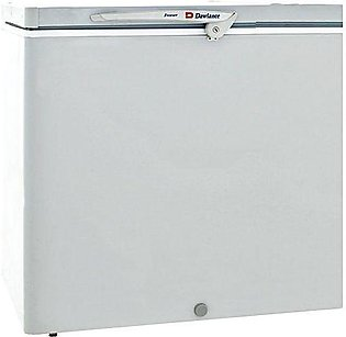 Dawlance DF-200 ES Deep Freezer Single Door Energy Saver Series - 200 LTR - Whi…
