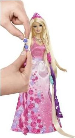 Mattel Barbie Cute 'n Style Princess Doll