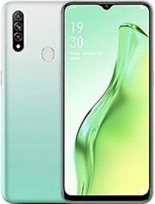 OPPO A31 Dual Sim (4G, 4GB 128GB,White) With Official Warranty