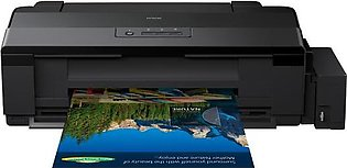 EPSON L1800 A3 Size Printer 5760 x 1440 dpi resolution,15ppm (M, C) (1 Year Off…