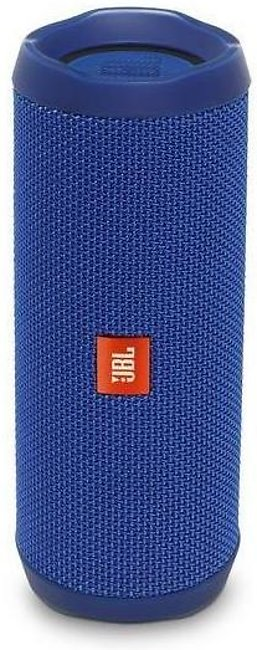 JBL Flip 4 Waterproof Portable Bluetooth Speaker Blue