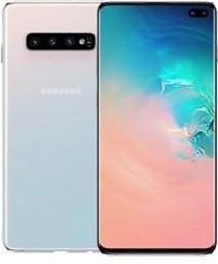 Samsung Galaxy S10 Dual Sim (4G, RAM 8GB - ROM 128GB, Blue) PTA Approved