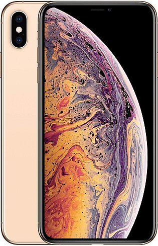 Apple iPhone XS Max (4G, 256GB Gold)