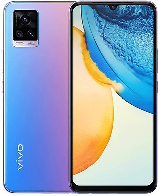 Vivo V20 (4G 8GB 128GB Sunset Melody) With Official Warranty