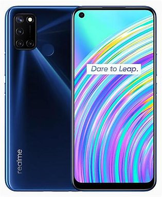 Realme C17 (4G 6Gb 128GB Navy Blue) With Official Warranty