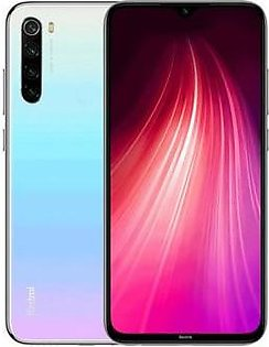 Xiaomi Redmi Note 8 (4G, 4GB RAM, 64GB ROM, Moonlight White) With 1 Year Official Warranty