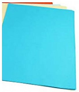 Pack of Light Blue Colored Paper A4 80gsm