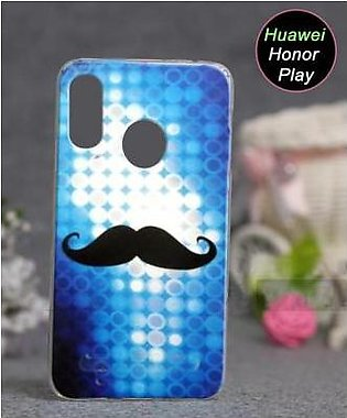 Huawei Honor Play Cover Case - Mustche Cover