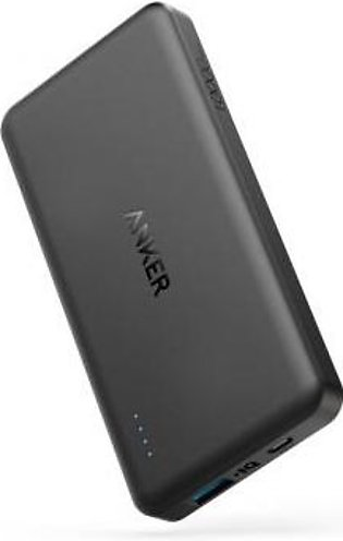 Anker PowerCore II Slim 10000mAh Power Bank Black (A1261H11)