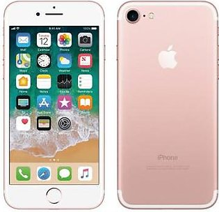 Apple iPhone 7 (128GB, Rose Gold) American Used Stock - PTA Approved