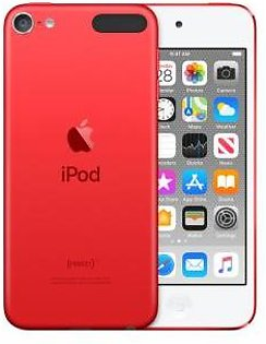 Apple iPod 7th Gen Touch 32GB Red