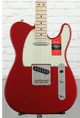 Fender American Professional Telecaster - Candy Apple Red w/ Maple Fingerboard