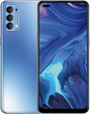 Oppo Reno4 (4G 8GB 128GB Galactic Blue) With Official Warranty