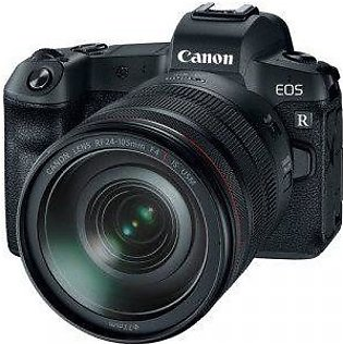 Canon EOS R Mirrorless Digital Camera with 24-105mm Lens - Official Warranty