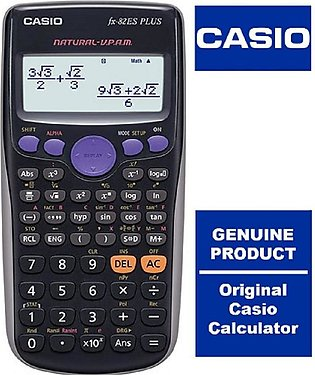 Casio Scientific Calculator FX 82ES Plus
