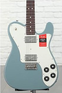 Fender American Professional Deluxe ShawBucker Telecaster - Sonic Gray w/ Rosewood Fingerboard