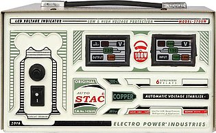 Stac 1600w Automatic Voltage Stabilizer