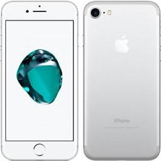 Apple iPhone 7 (32GB, Silver) - PTA Approved