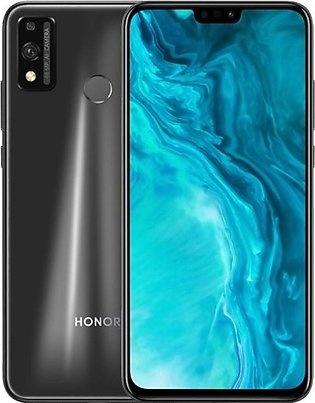 Honor 9x Lite (4G 4GB 128GB,Midnight Black) With Official Warranty