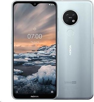 Nokia 7.2 Dual Sim (4G, 6GB RAM, 128GB ROM) Green With 1 Year Official Warranty