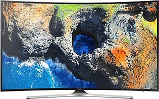 """Samsung 55"""" 55MU7350 4K CURVED SMART LED TV (1 Year Official Warranty)"""