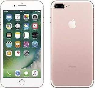 Apple iPhone 7 Plus (32GB, Rose Gold) American Used Stock - PTA Approved