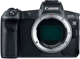 Canon EOS R Mirrorless Digital Camera with Mount Adapter