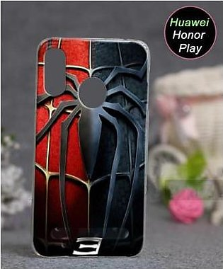 Huawei Honor Play Cover Case - Spider Cover (D1)