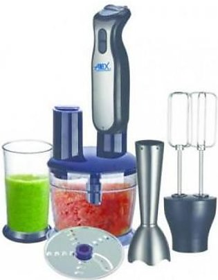 ANEX Deluxe Hand Blender And Full Egg Beater AG-130