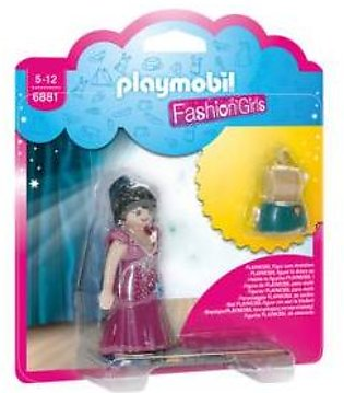 Playmobil City Life Party Fashion Girl