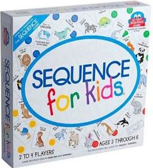 Sequence for Kids - Board Game