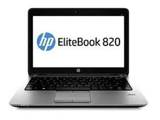 "HP Elitebook 820 G1 Notebook Core i7 - 4600U 4th Gen 4GB RAM 128GB HDD 12.5"" HD Display"